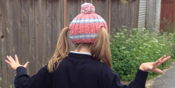 Tea cozy toque