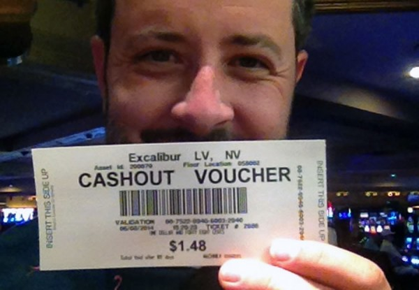 Chris Goward Vegas winnings