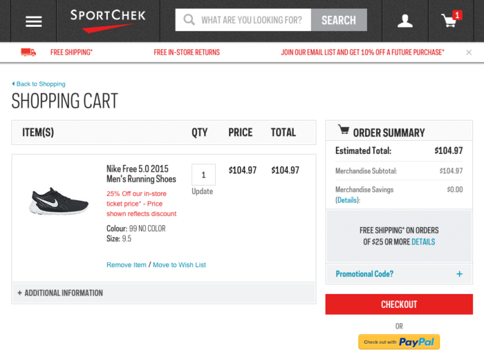 Sport_Chek_Cart_Page_Control