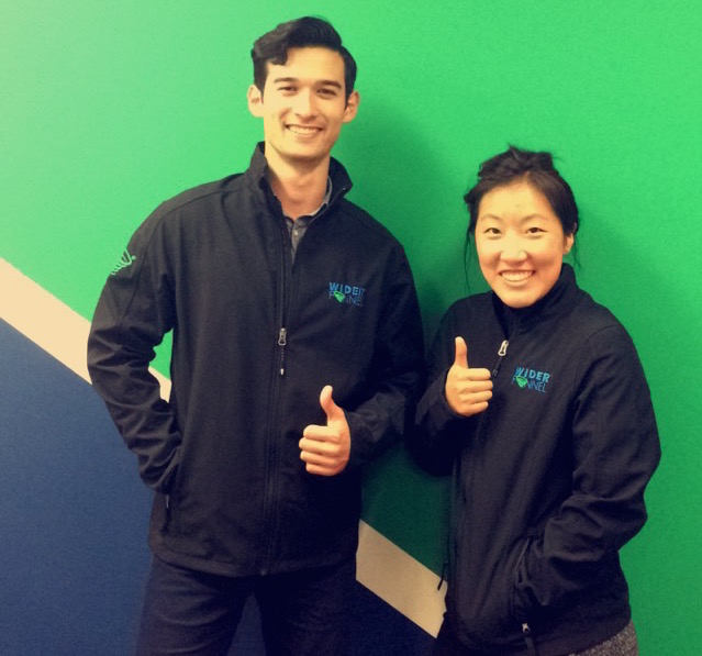 marketing team - WiderFunnel jackets