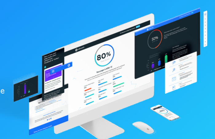 Unbounce Landing Page Analyzer WiderFunnel