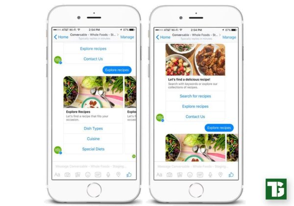 Whole Foods Chatbot - WiderFunnel