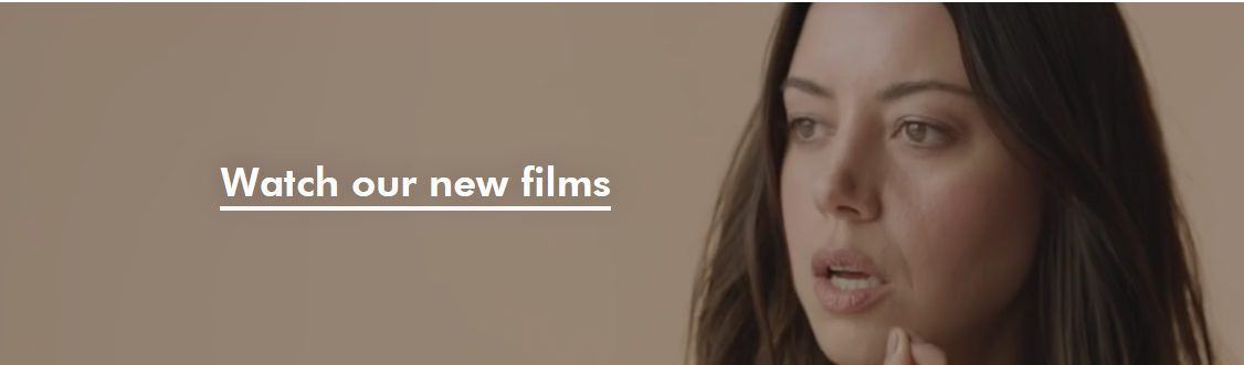 Watch our new films header