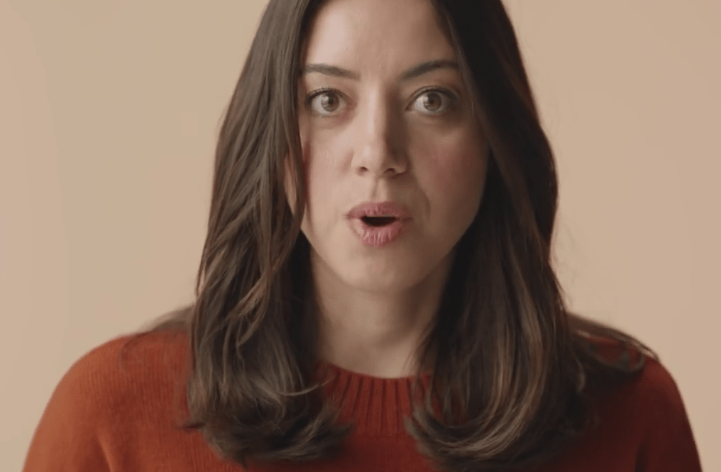 Aubrey Plaza Film Still