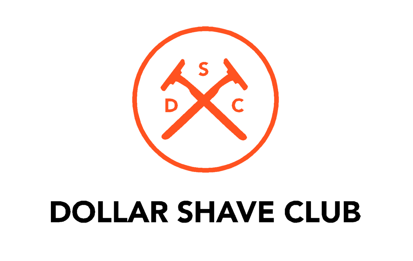 Dollar Shave Club logo Widerfunnel case study