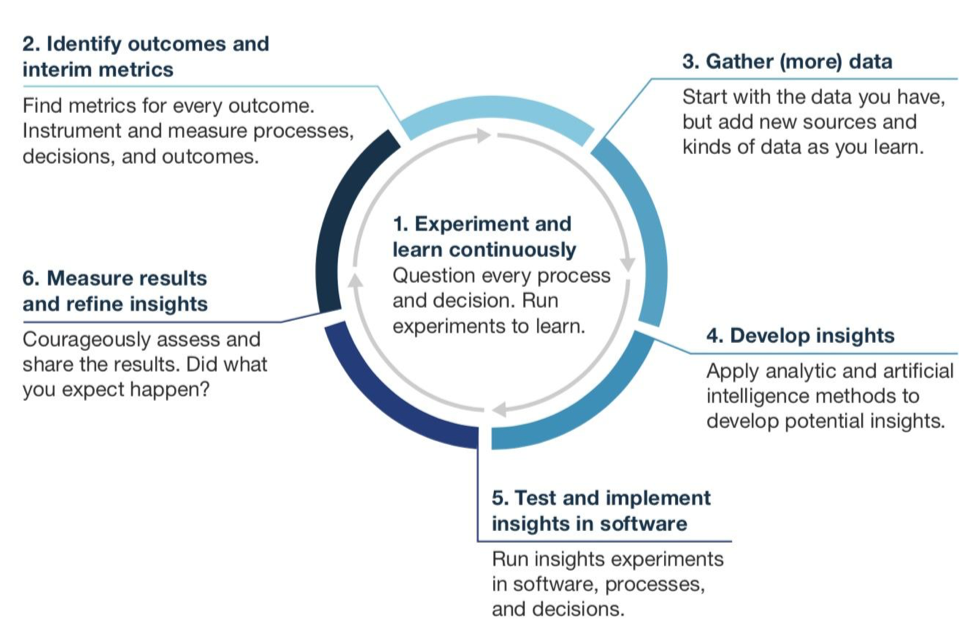 Closed loop learning process Forrester