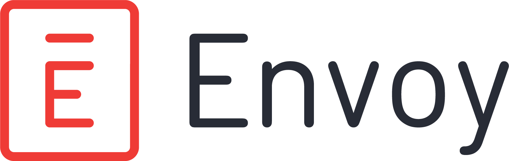 Envoy logo Widerfunnel case study